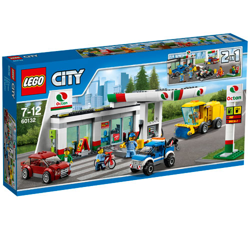 Image of   LEGO City Town Servicestation