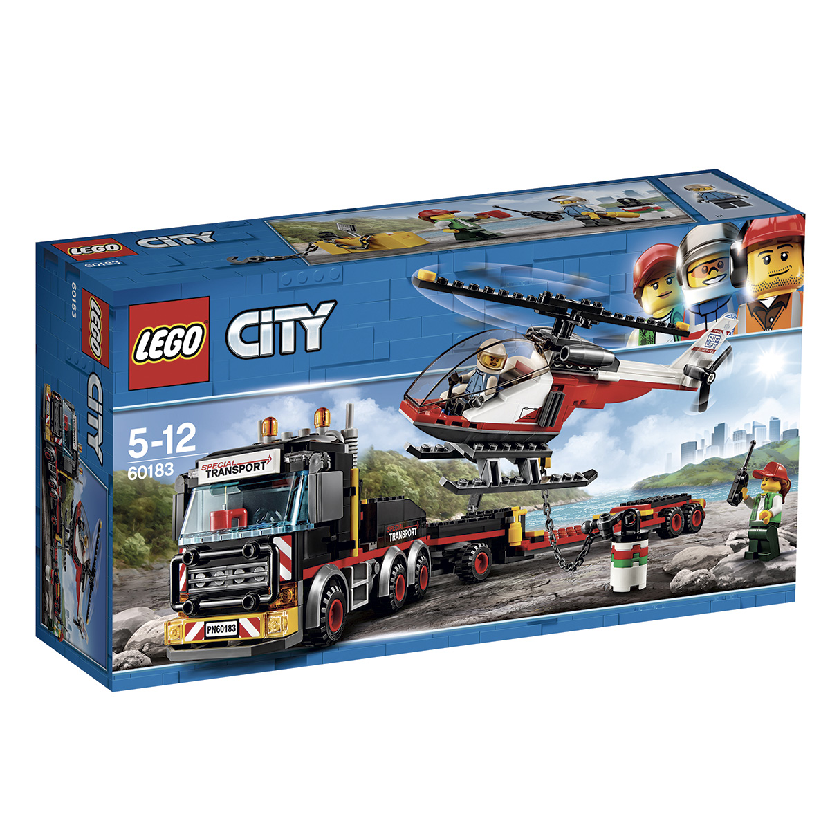 Image of   LEGO City Transporter