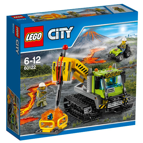Image of   LEGO City Vulkan - Crawler