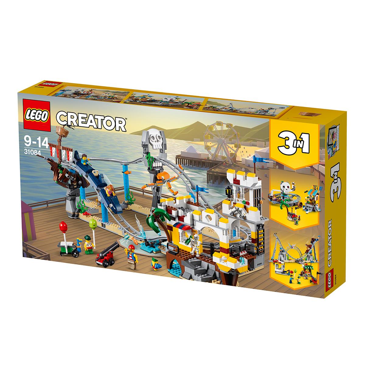 LEGO Creator Piratrutsjebane