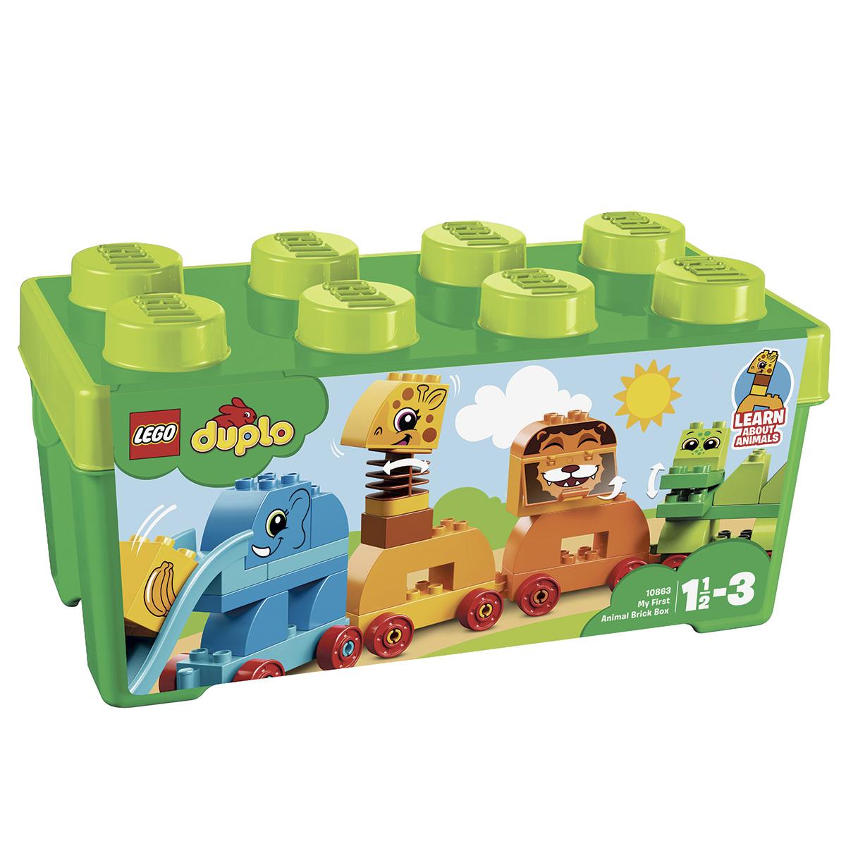 Image of   LEGO DUPLO Mine første dyreklodser
