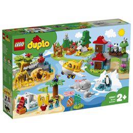 Image of   LEGO DUPLO Verdens dyr