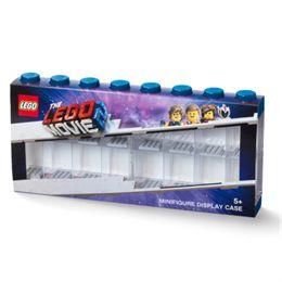 LEGO minifigure display case – Movie 2 – Blå