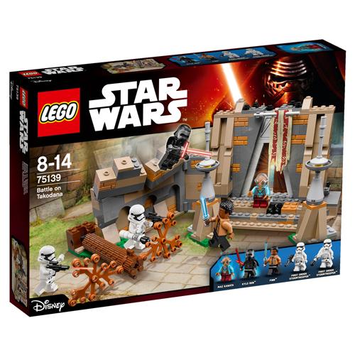 Image of   LEGO Star Wars Battle on Takodana