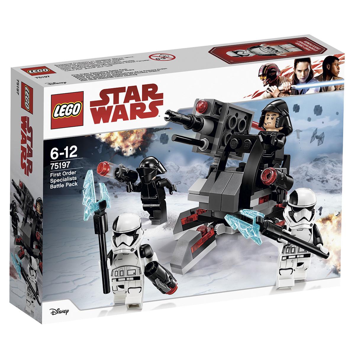 Image of   LEGO Star Wars Battle Pack EP8