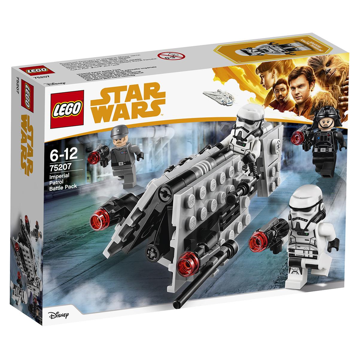 Image of   LEGO Star Wars Battle Pack Han