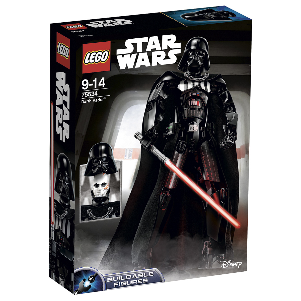 Image of   LEGO Star Wars Darth Vader