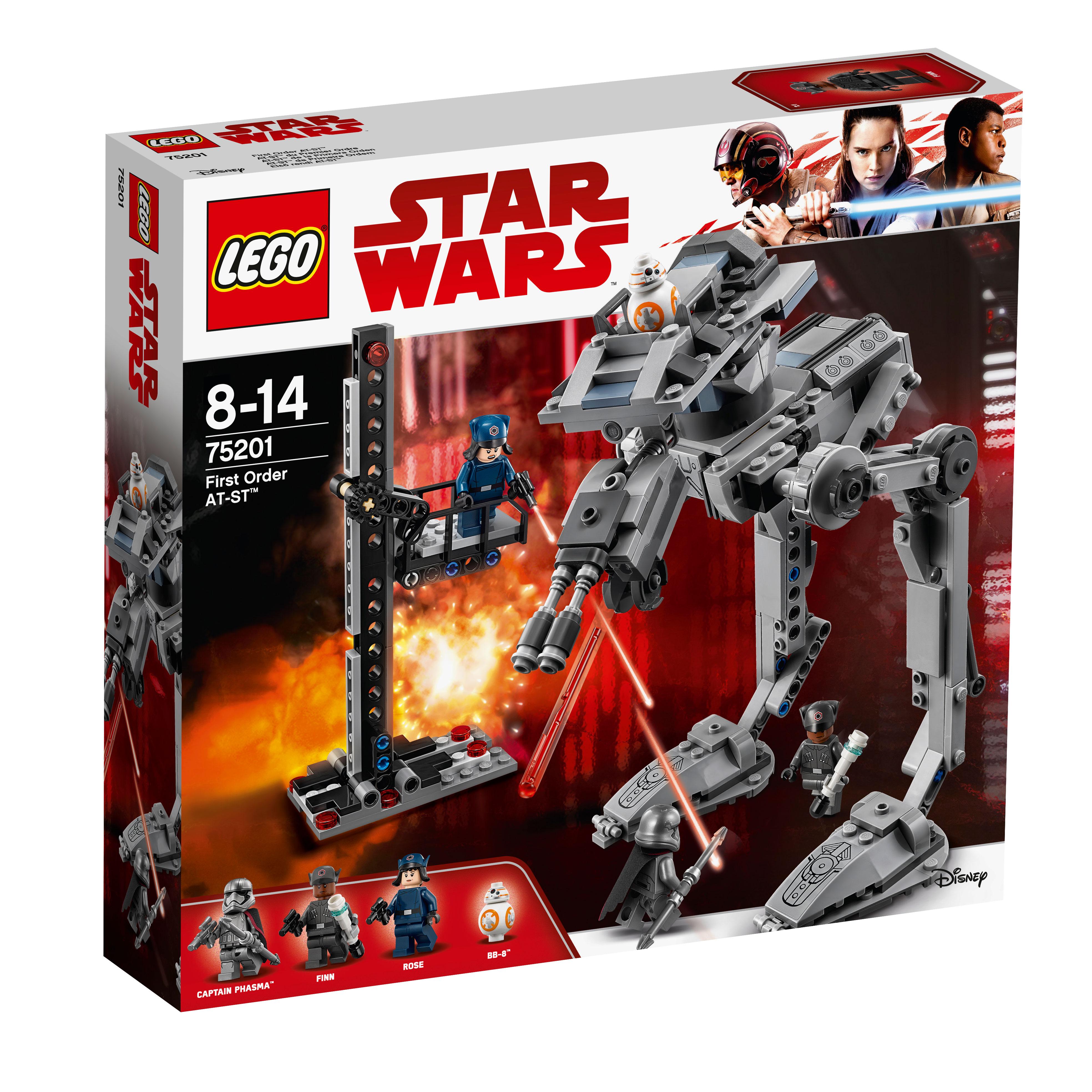 Image of   LEGO Star Wars Den Første Ordens AT-ST