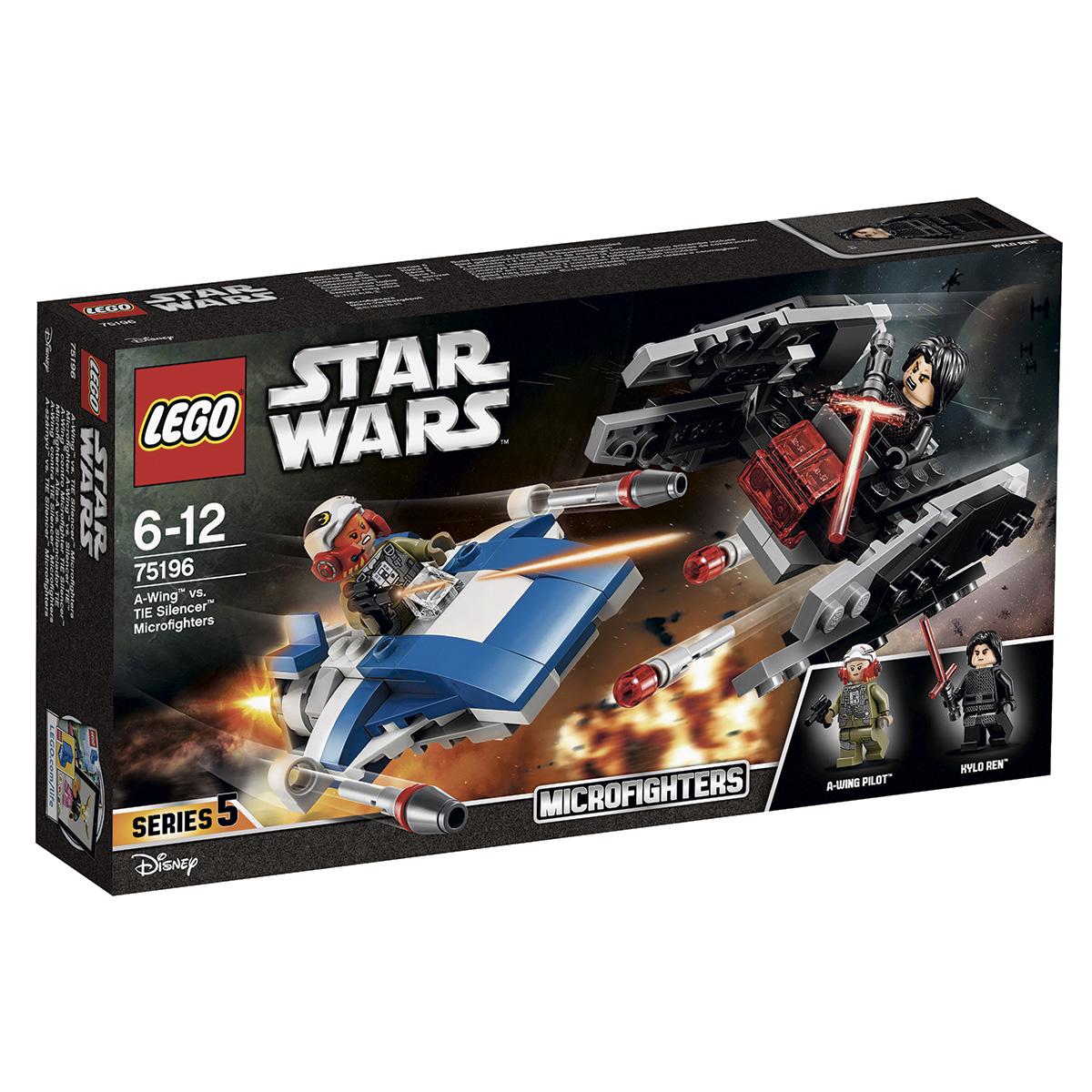 Image of   LEGO Star Wars Dualpack Aero