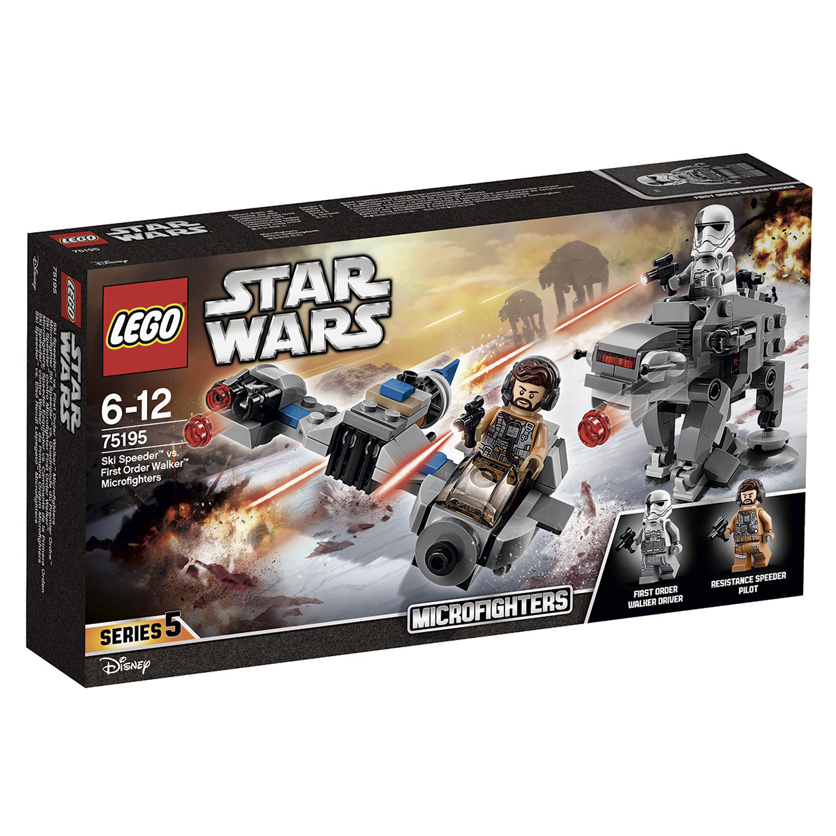 LEGO Star Wars Dualpack Carver