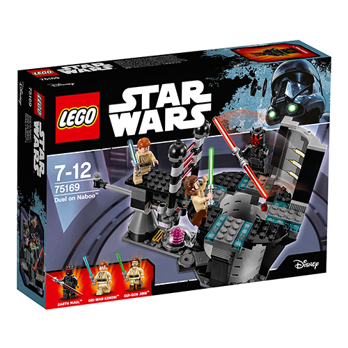 Image of   LEGO Star Wars Duel på Naboo