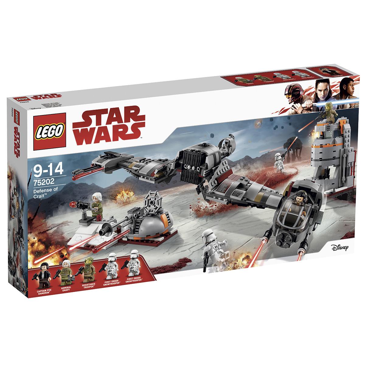 Image of   LEGO Star Wars Forsvaret af Crai