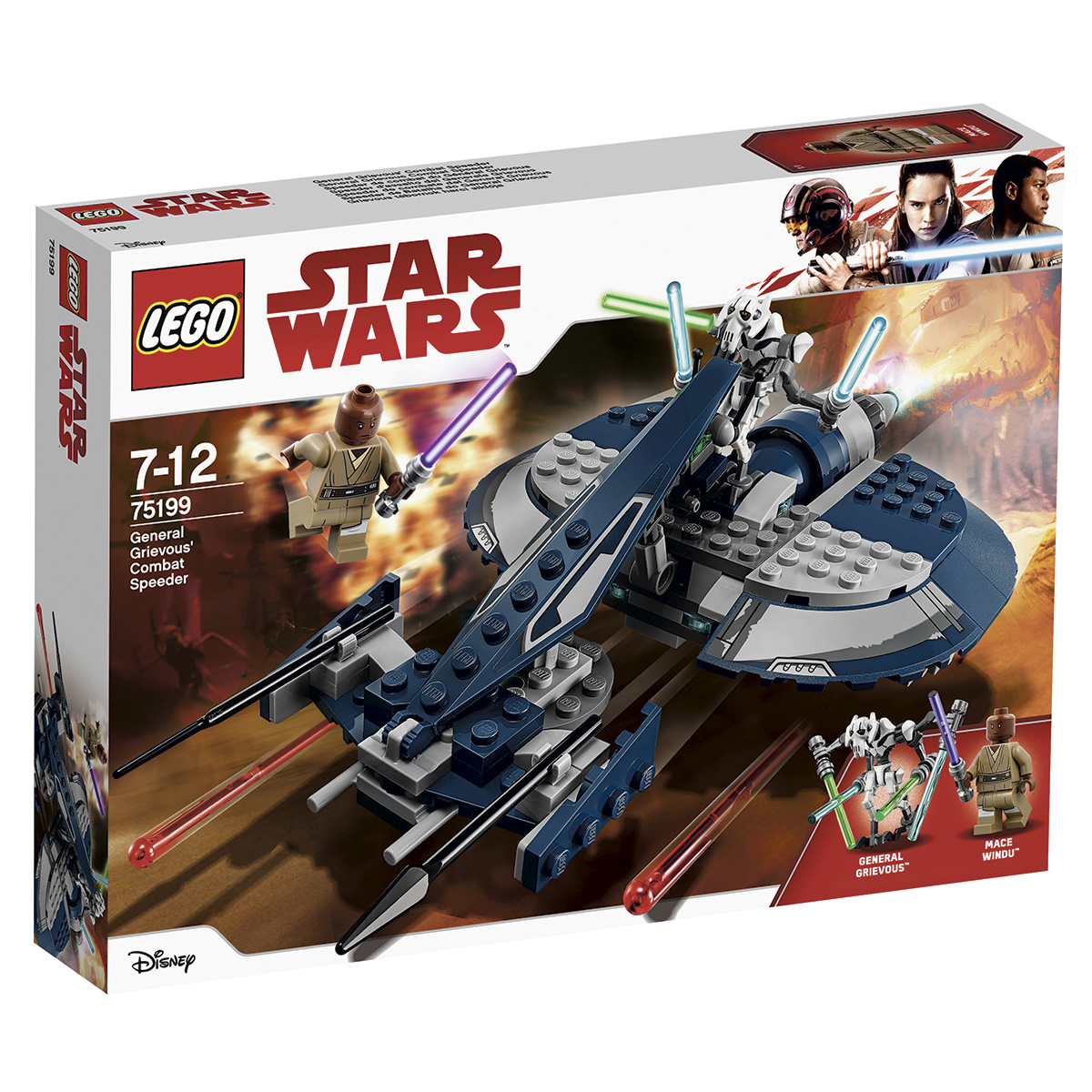 Image of   LEGO Star Wars General Grievous