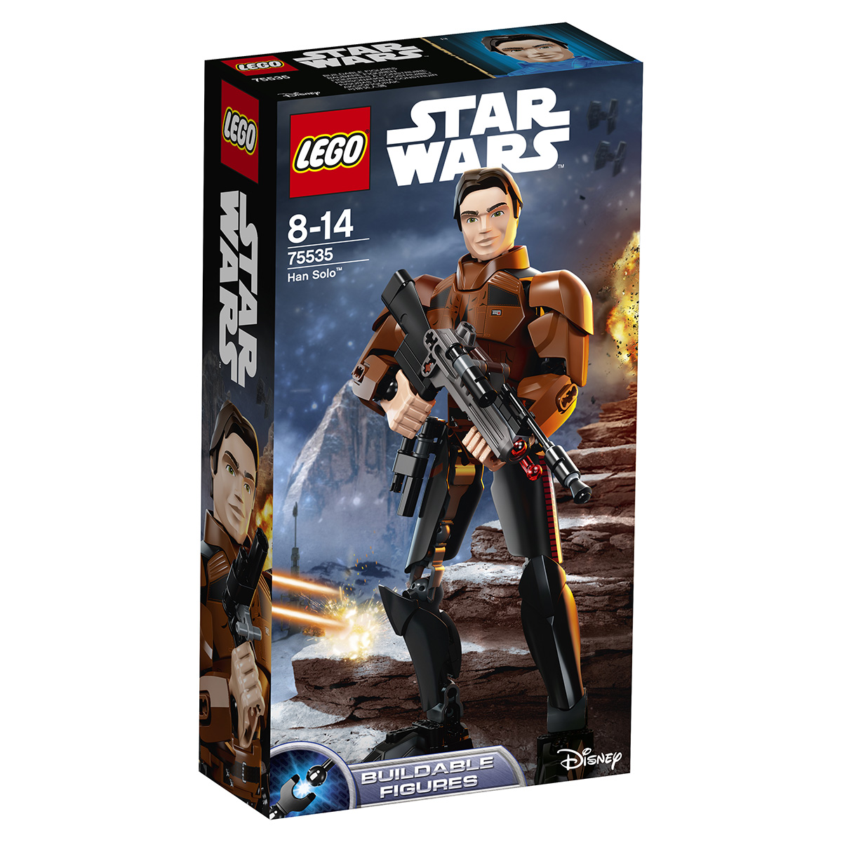 Image of   LEGO Star Wars Han Solo