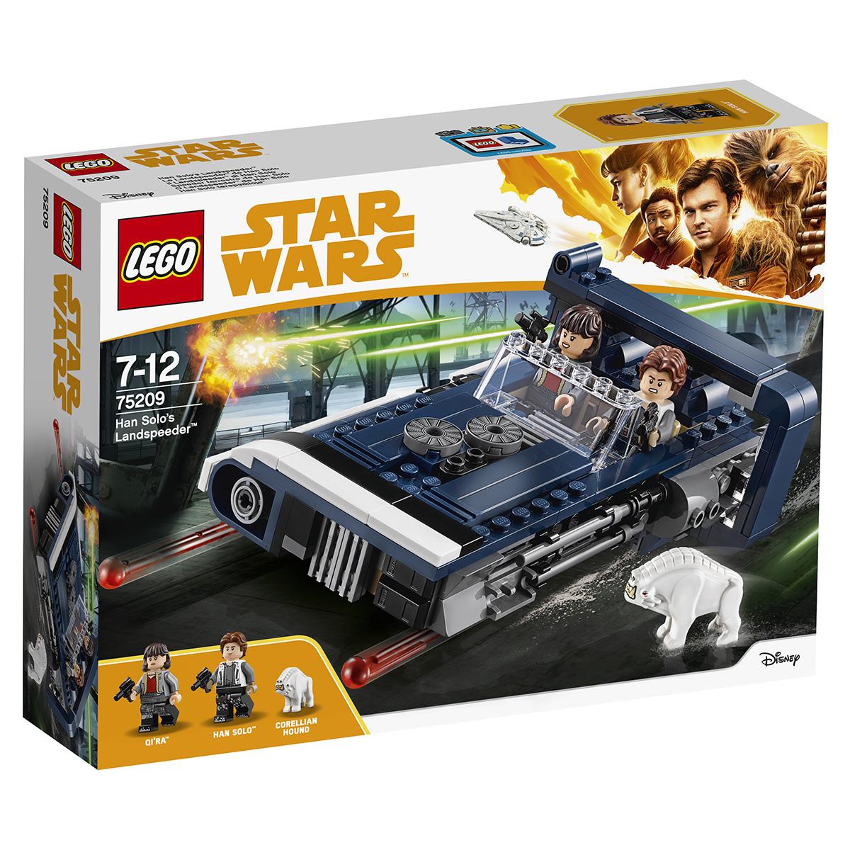 Image of   LEGO Star Wars Han Solos landspeeder