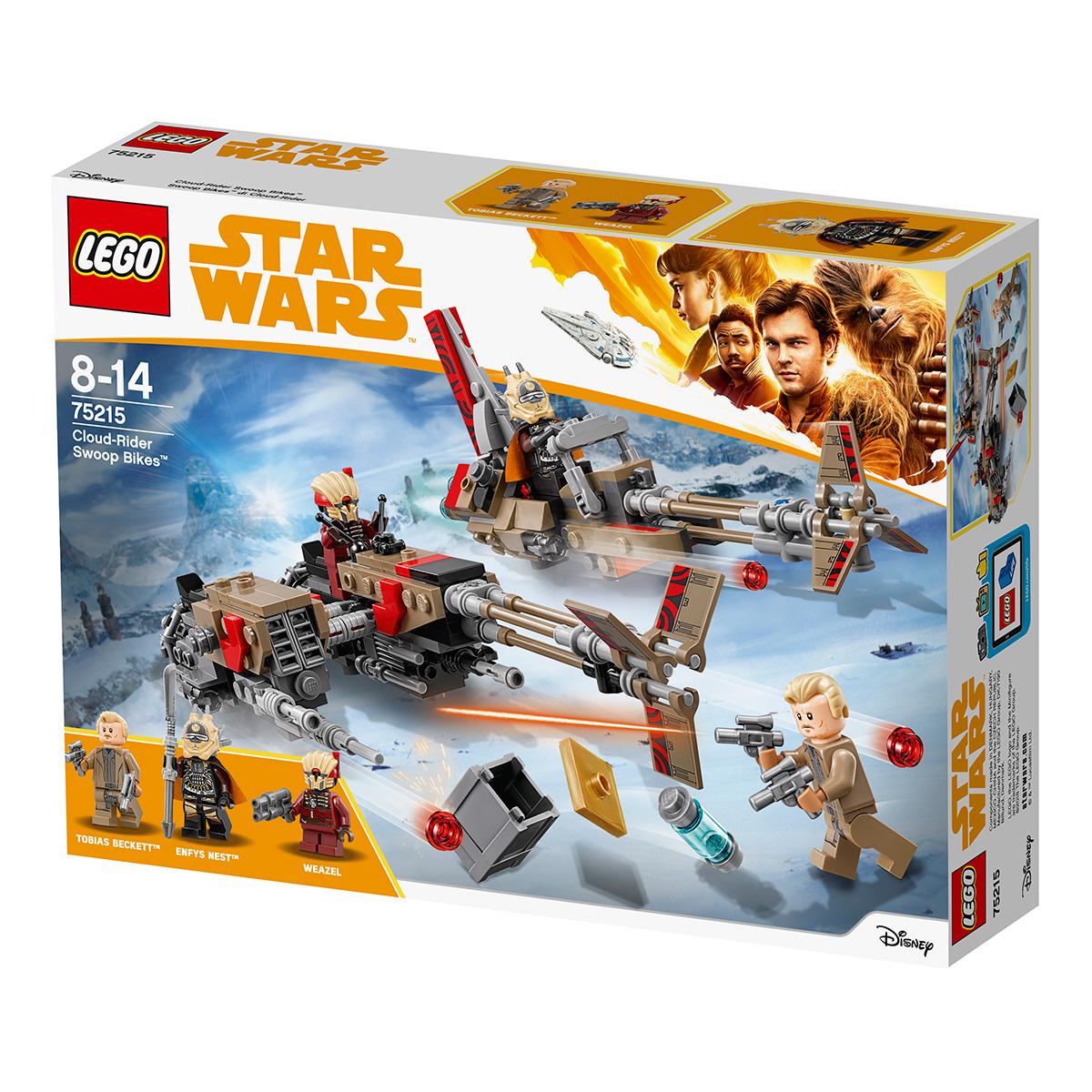 Image of   LEGO Star Wars Himmelrytternes swoopcykler
