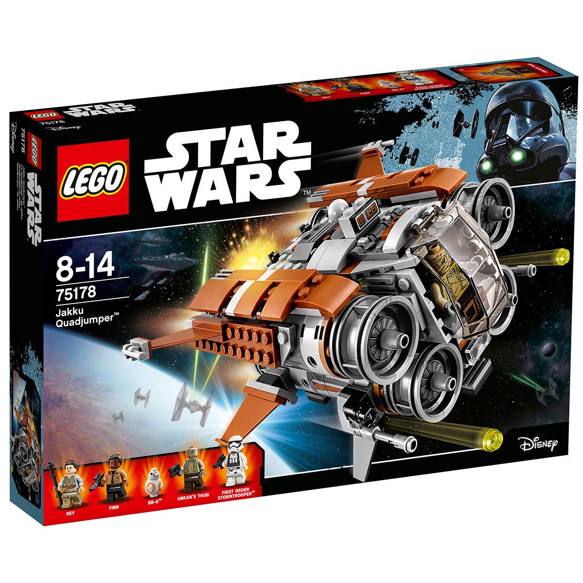 Image of   LEGO Star Wars Jakku Quadjumper