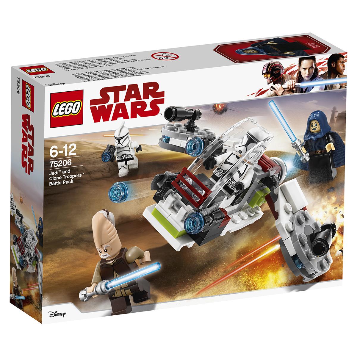 Image of   LEGO Star Wars Jedi-riddere