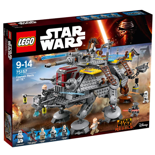 Image of   LEGO Star Wars Kaptajn Rexs AT-TE