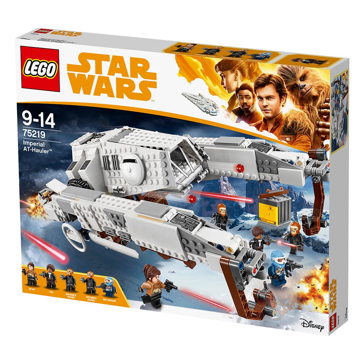 Image of   LEGO Star Wars Kejserligt AT-løfter