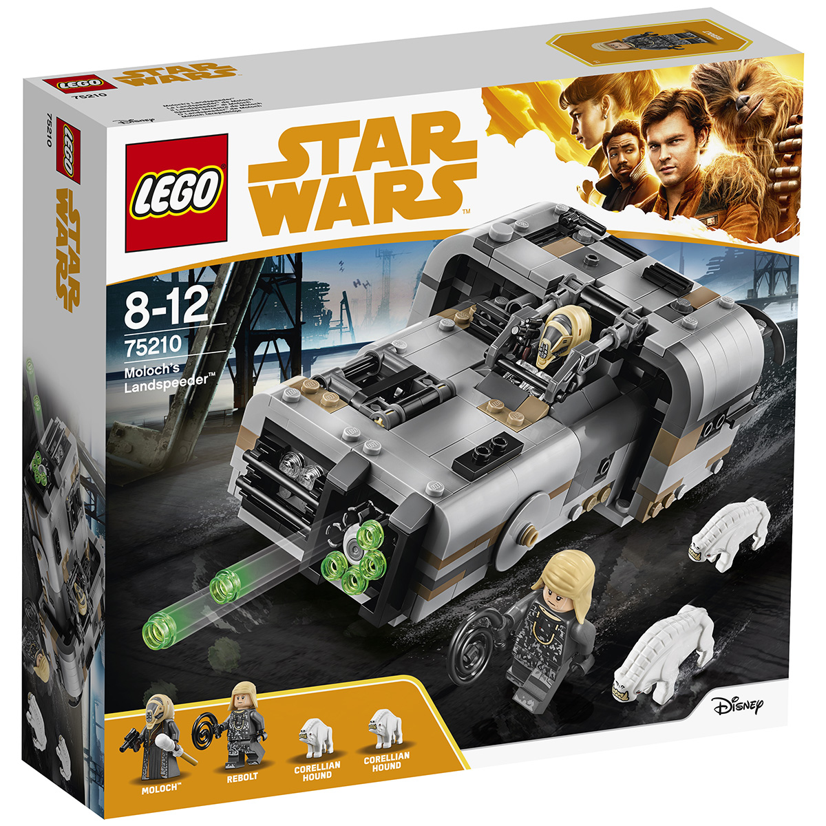 Image of   LEGO Star Wars Molochs landspeeder
