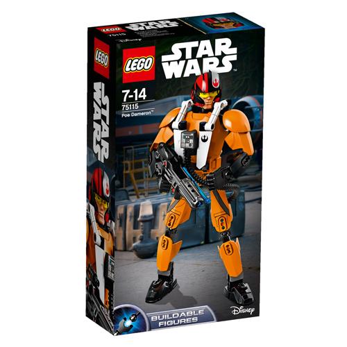 Image of   Lego Star Wars Poe Dameron