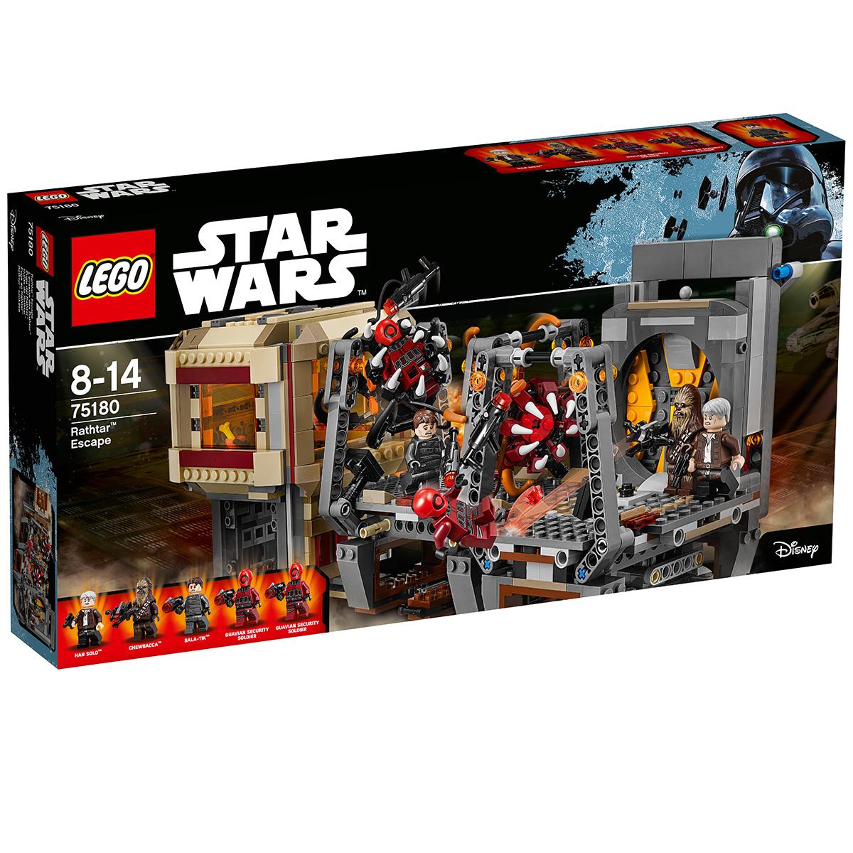 Image of   LEGO Star Wars Rathar flugt