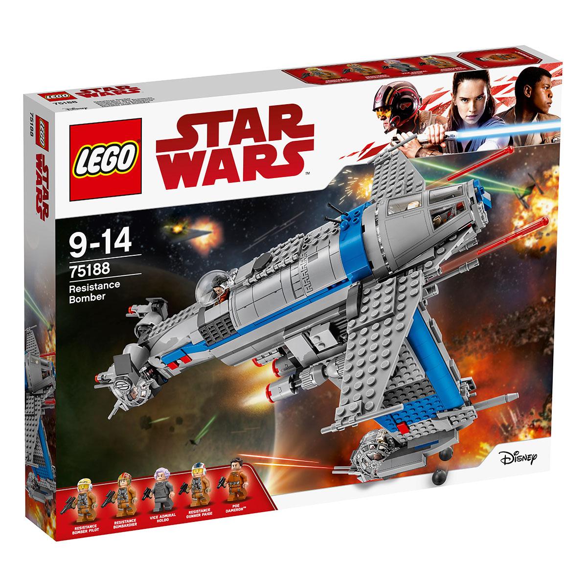 Image of   LEGO Star Wars Resistance Bomber