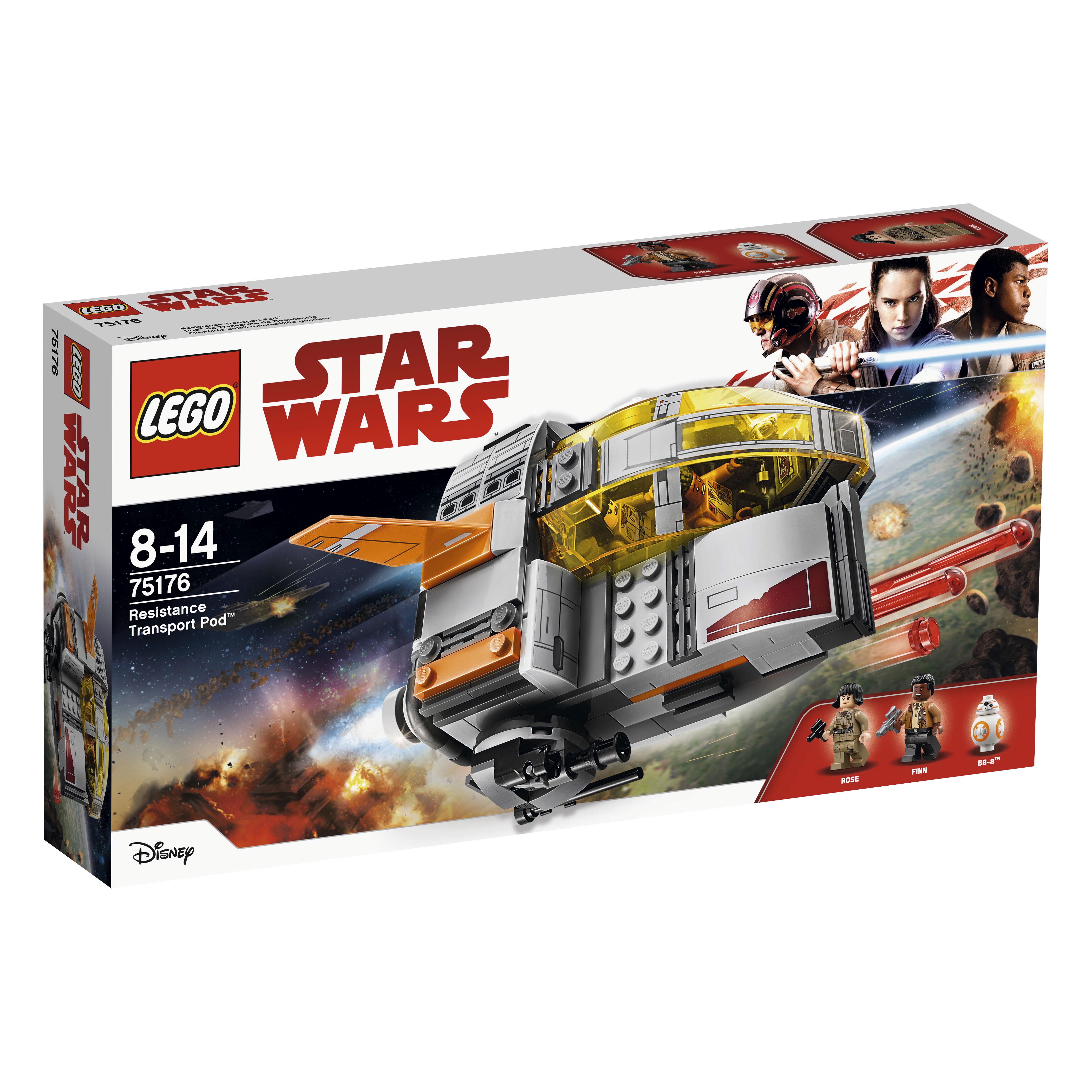 Image of   LEGO Star Wars Resistance Transport Pod