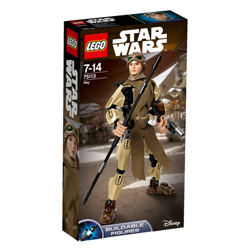 Image of   LEGO Star Wars Rey