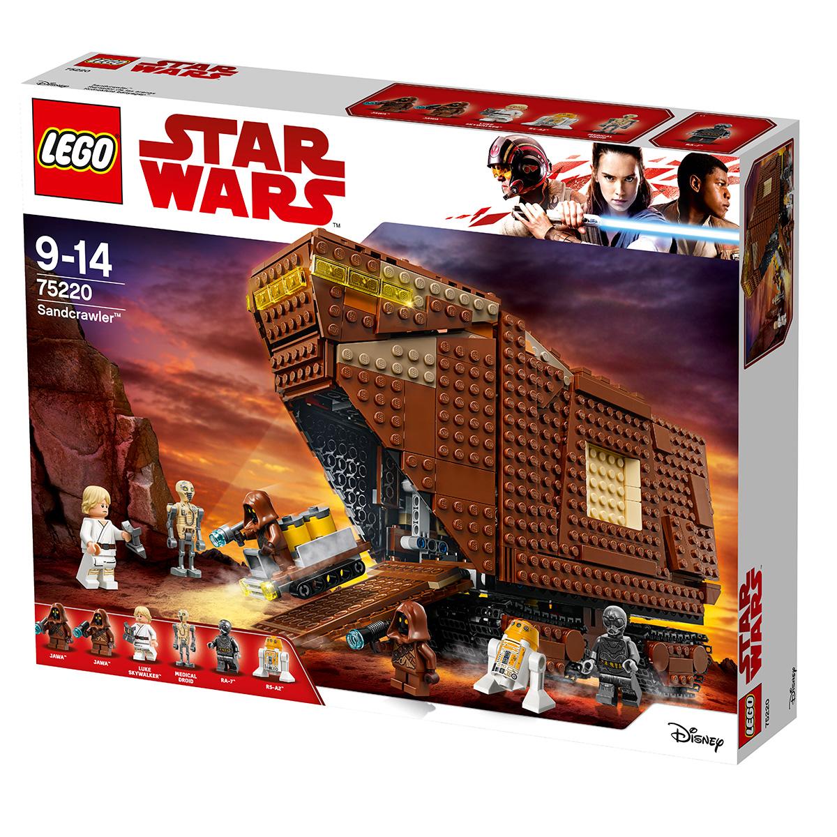 Image of   LEGO Star Wars Sandkravler