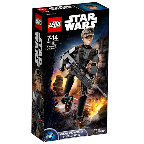 Image of   LEGO Star Wars Sergent Jyn Erso