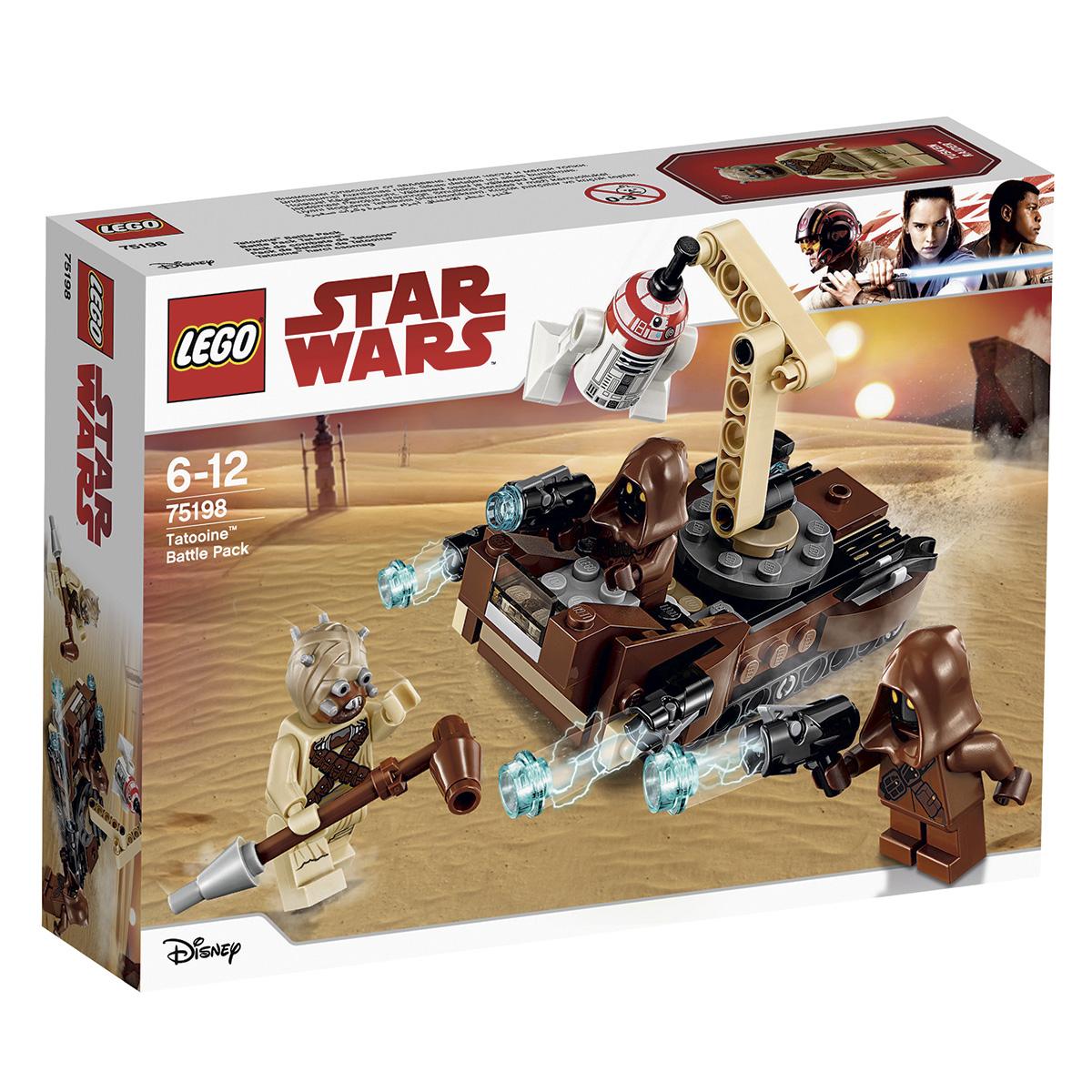 Image of   LEGO Star Wars Tatooine Battle