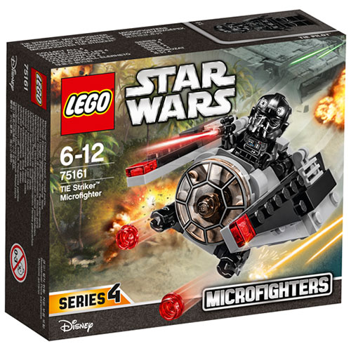 Image of   LEGO Star Wars TIE striker microfighter