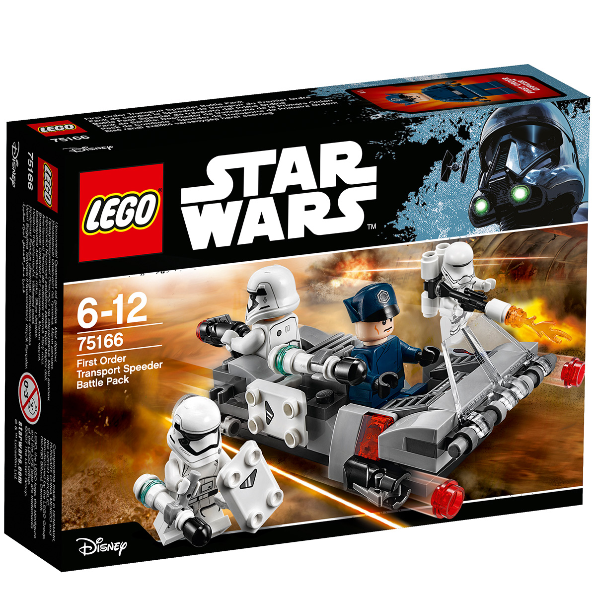 Image of   LEGO Star Wars Transport speederbike battle pack