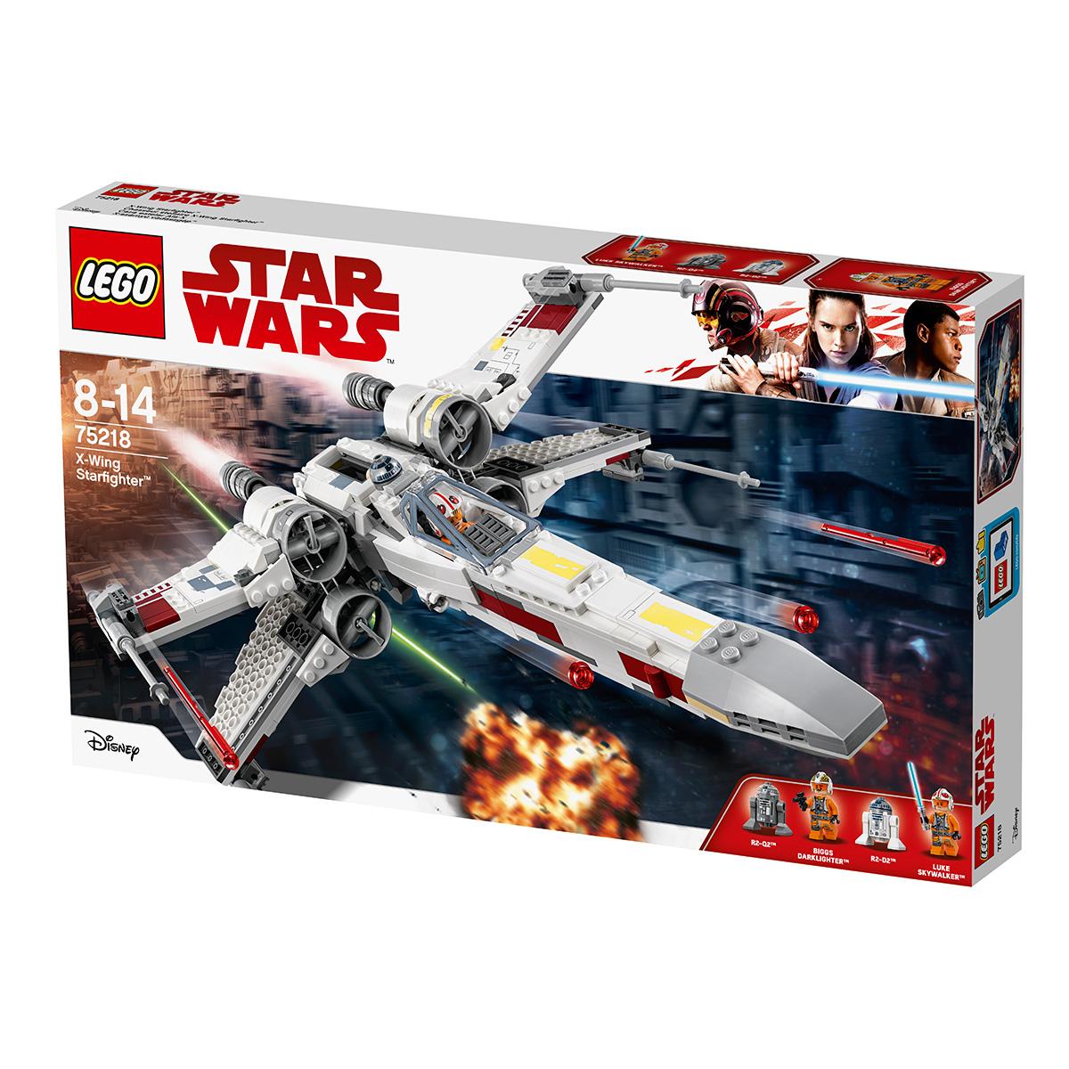 Image of   LEGO Star Wars X-wing-stjernejager