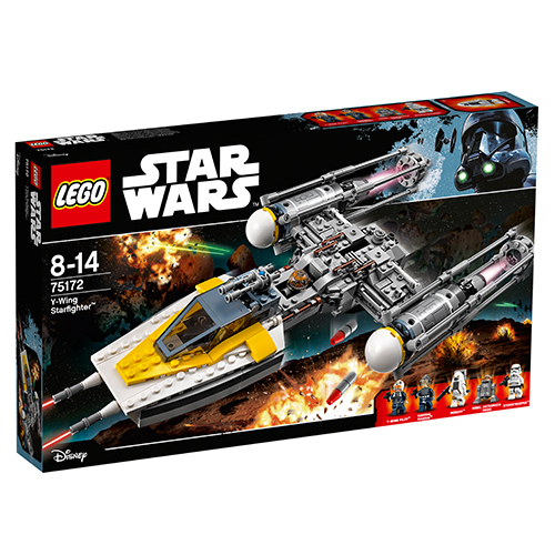 Image of   LEGO Star Wars Y-wing Starfighter