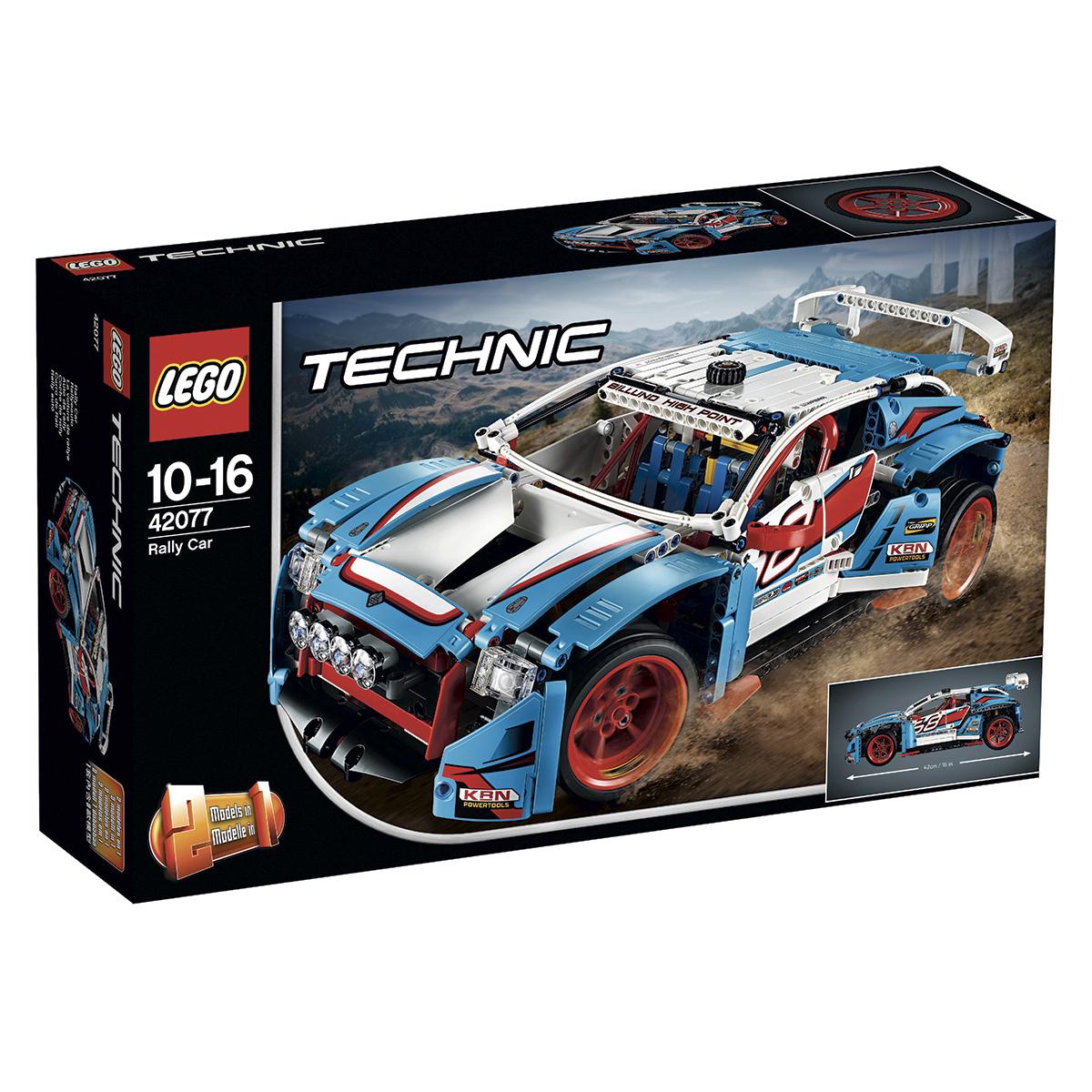LEGO Technic Rallybil