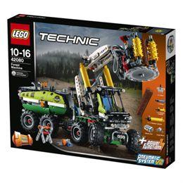 8aee6c408d3 Køb LEGO Technic Skovmaskine billigt på tilbud online i 2019