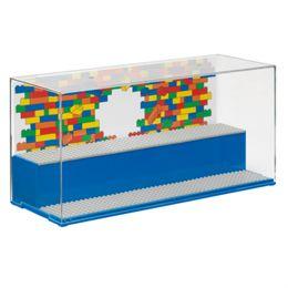 LEGO udstillingsmontre – Play & Display – Blå