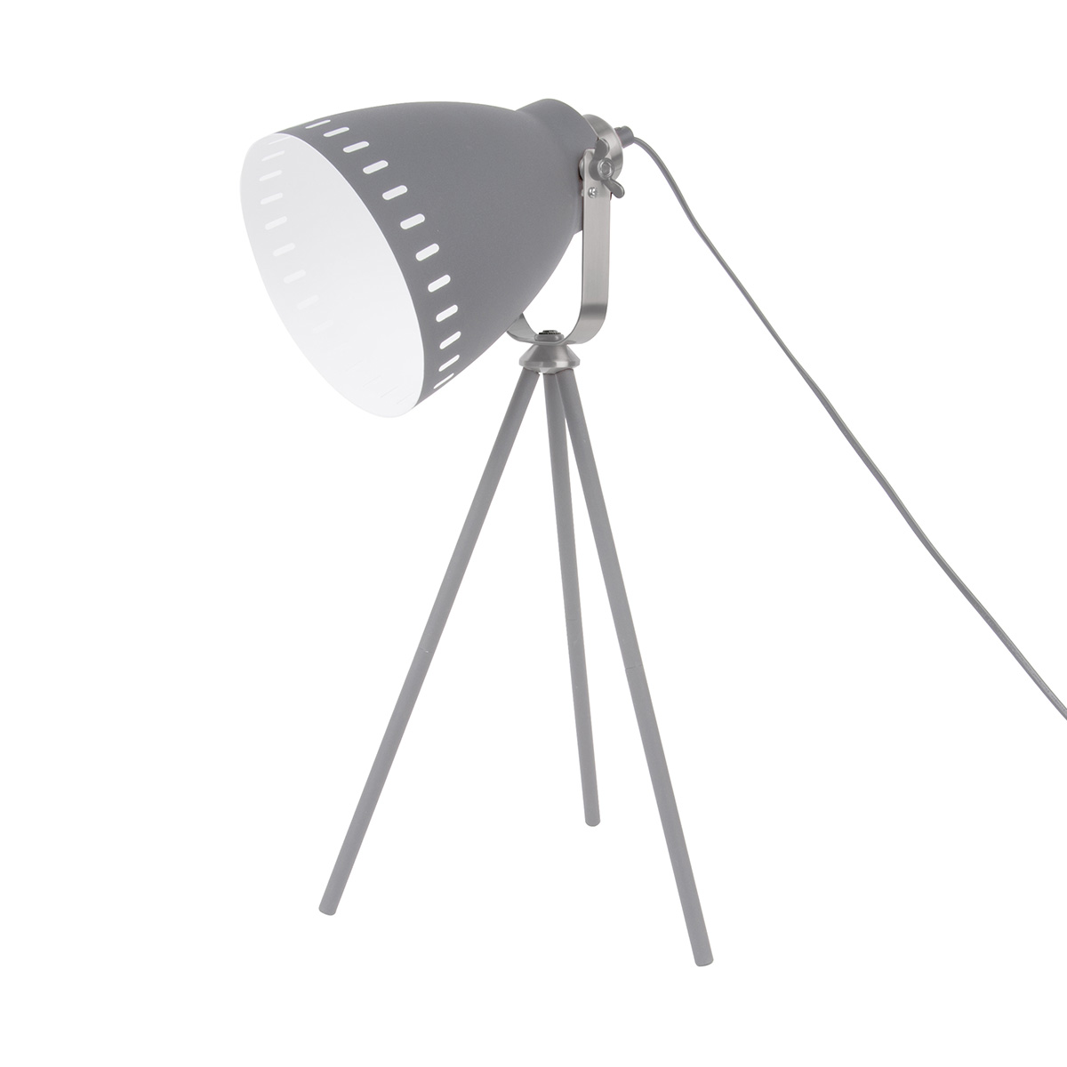Image of   Leitmotiv bordlampe - Mingle LM 1617 - Grå