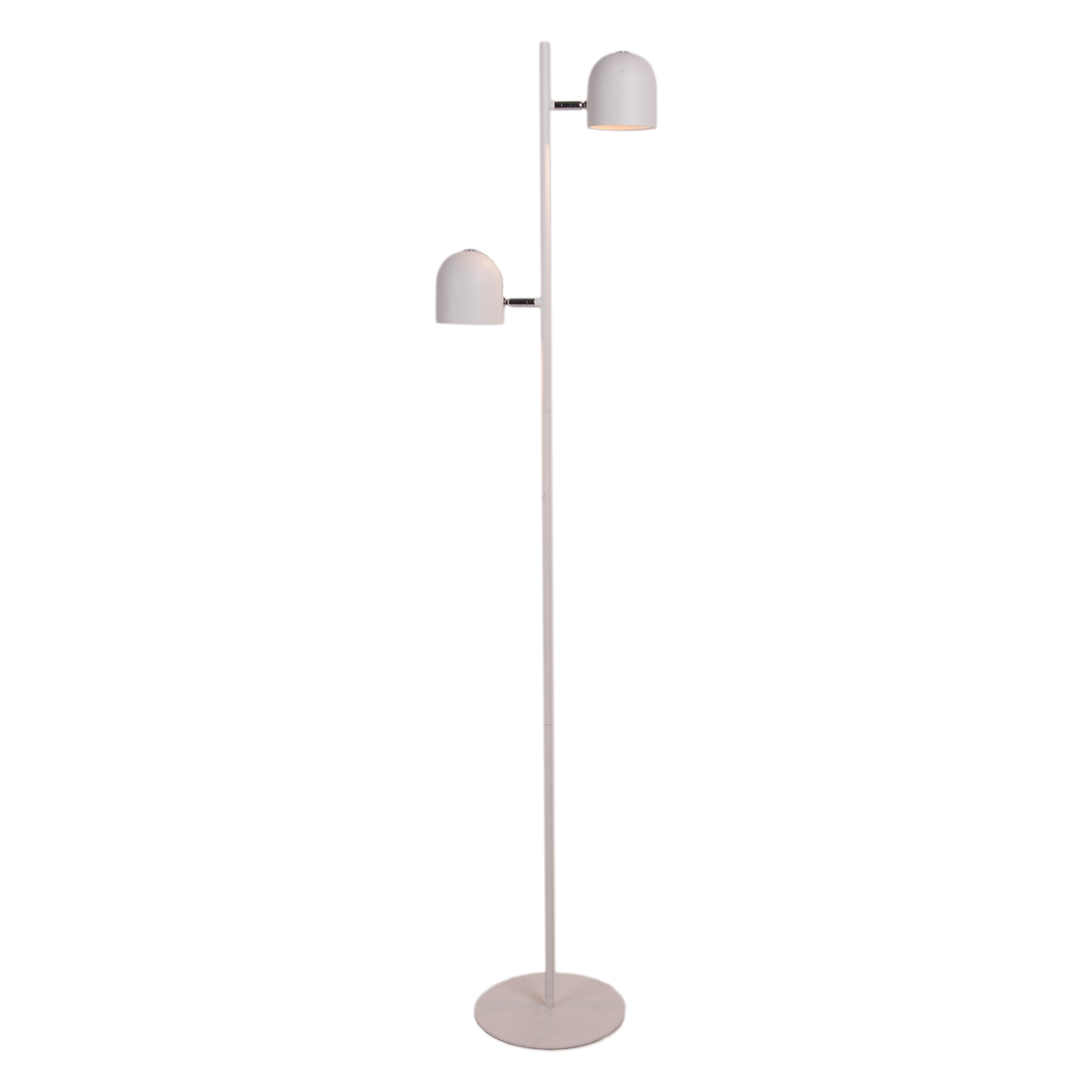 Image of   Leitmotiv gulvlampe - Delicate - Hvid