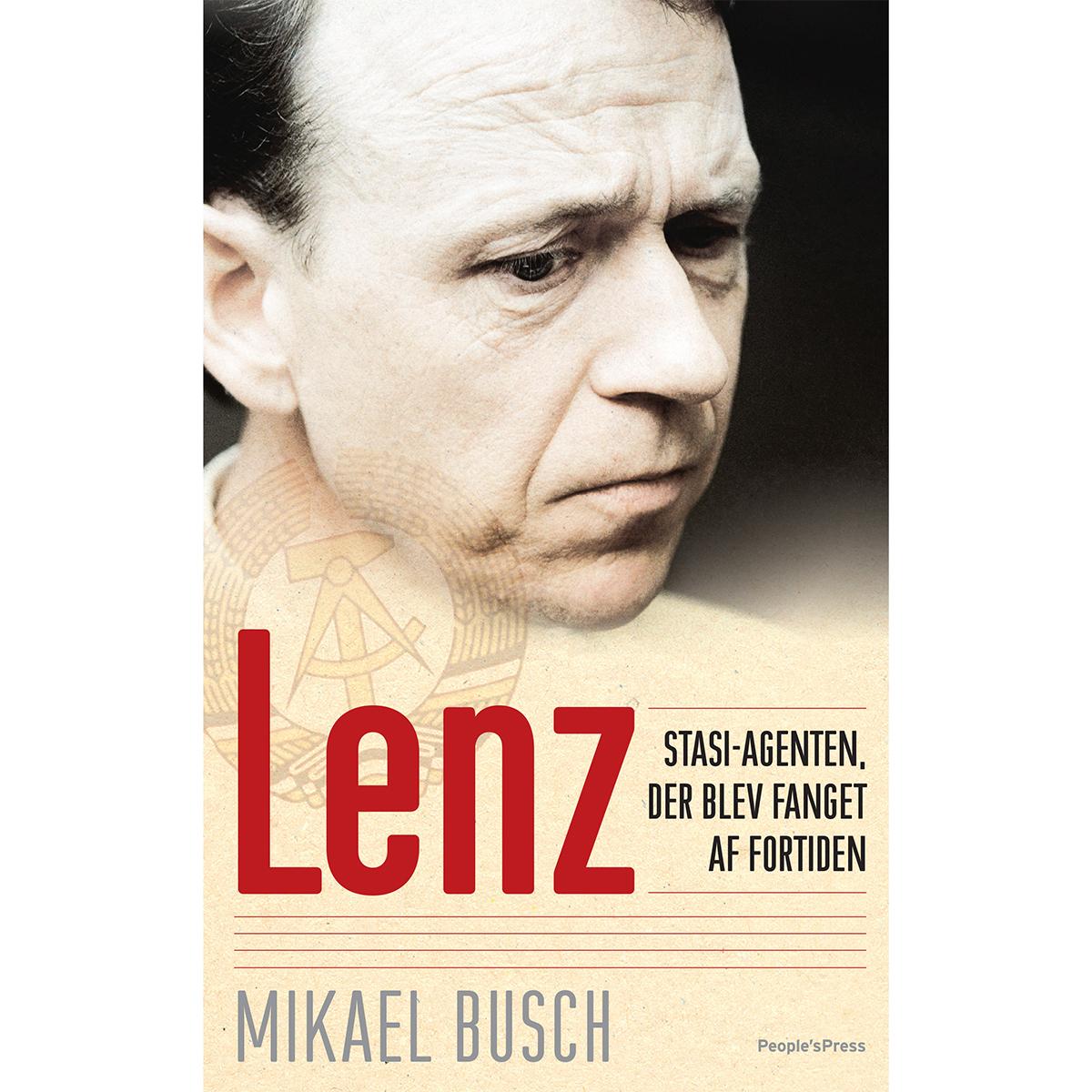 Lenz - Stasi-agenten, der blev fanget af fortiden - Indbundet
