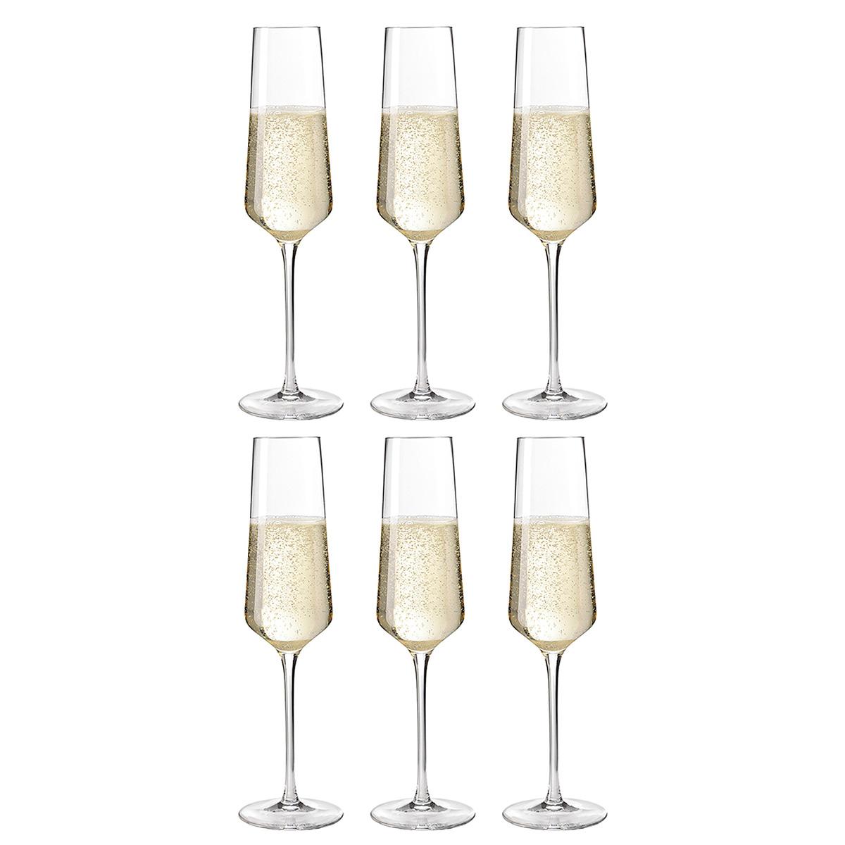 Image of   Leonardo champagneglas - Puccini - 6 stk.