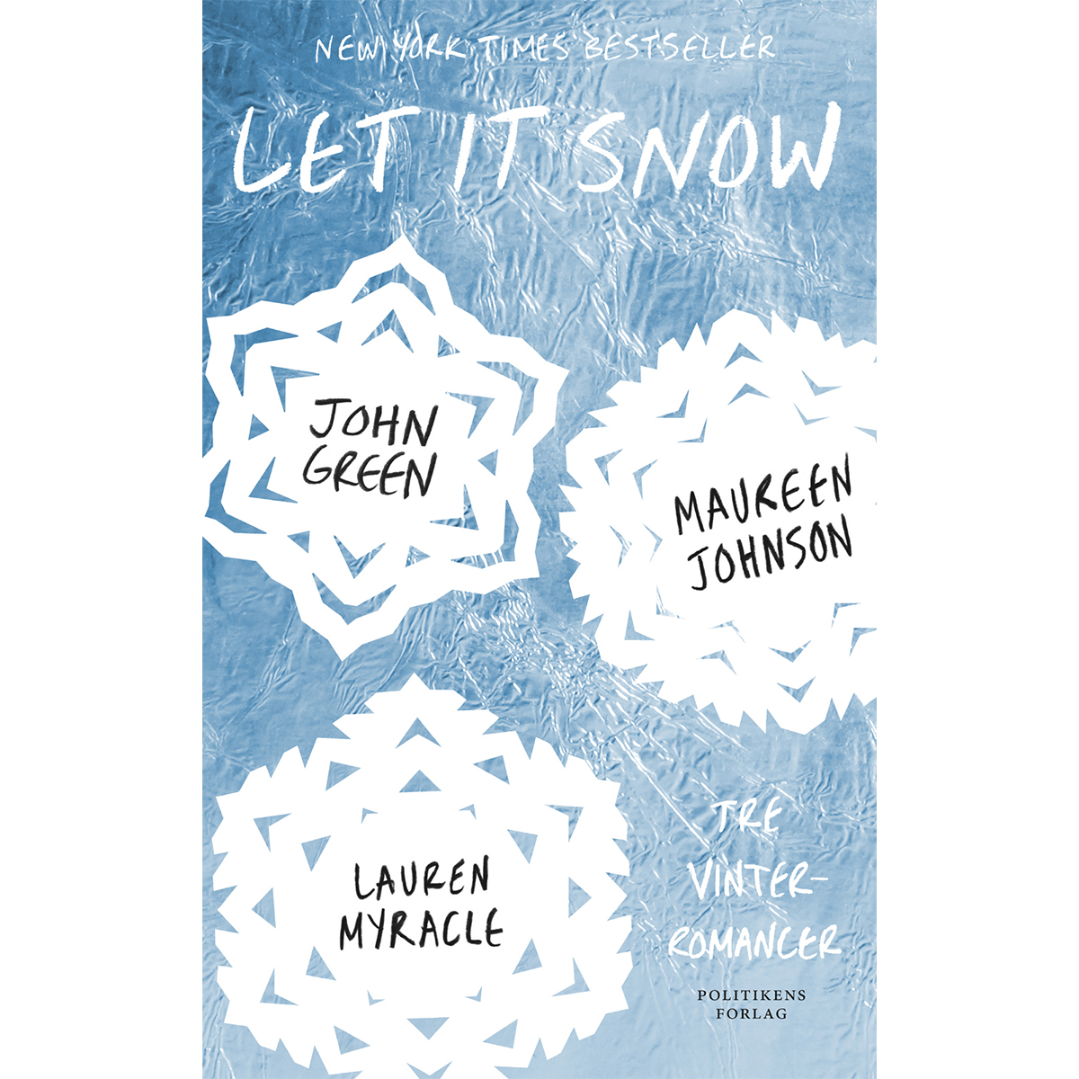 Image of   Let it snow - Paperback