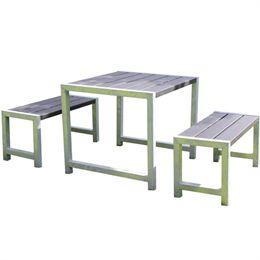 Lille bord- og bænkesæt - Alma