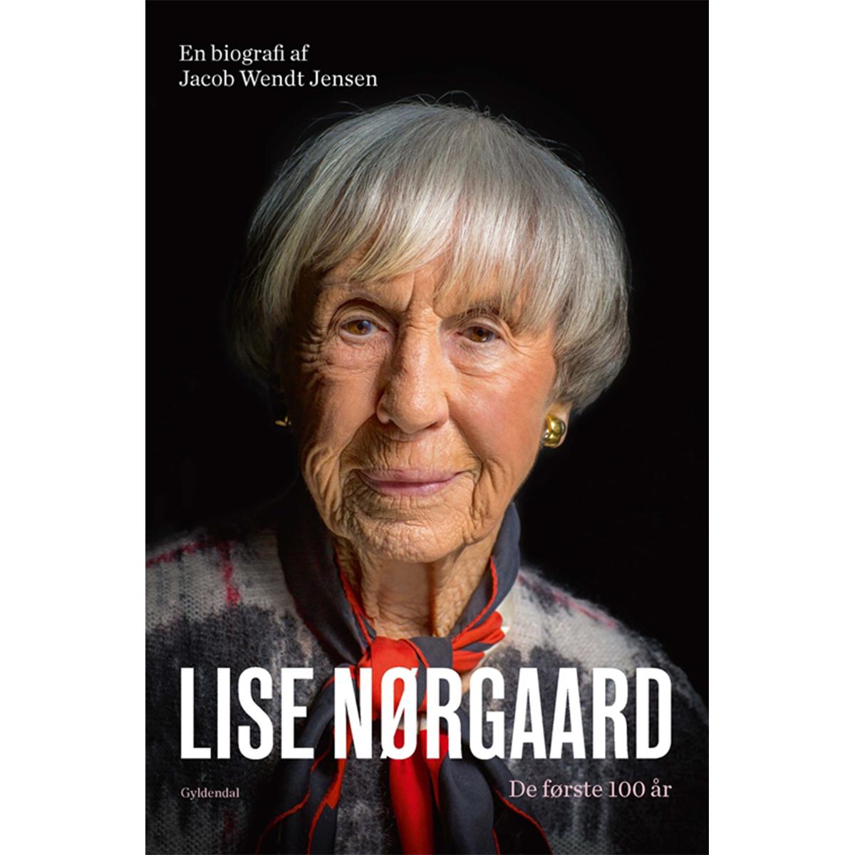 Lise Nørgaard - De første 100 år - Indbundet