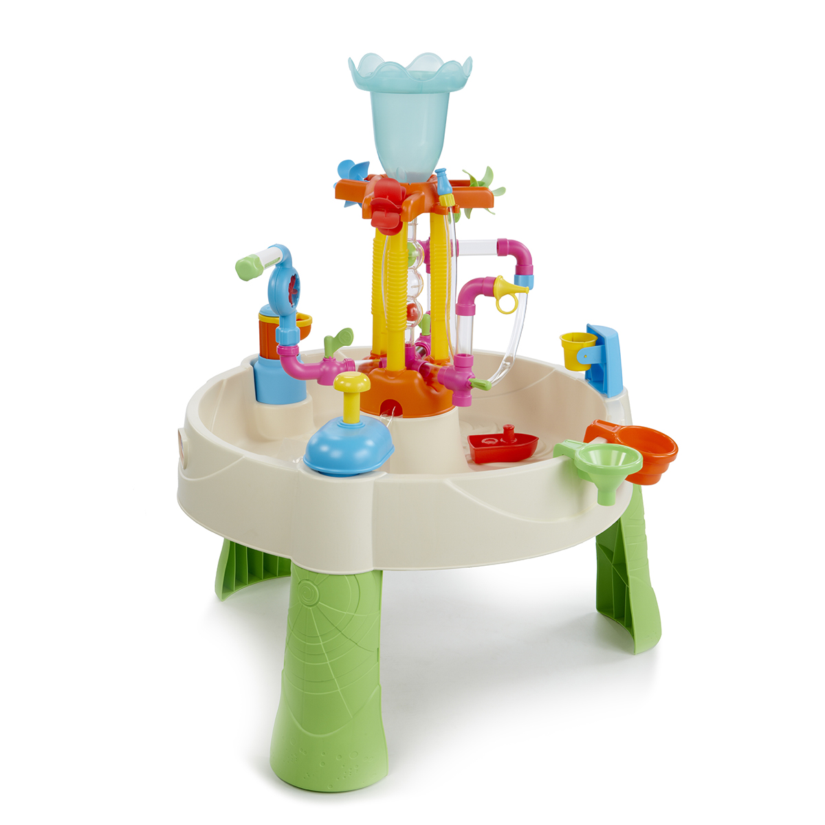 Image of   Little Tikes legebord med springvand - Fountain Factory Water Table