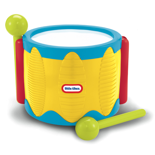 Image of   Little Tikes Tap-A-Tune tromme