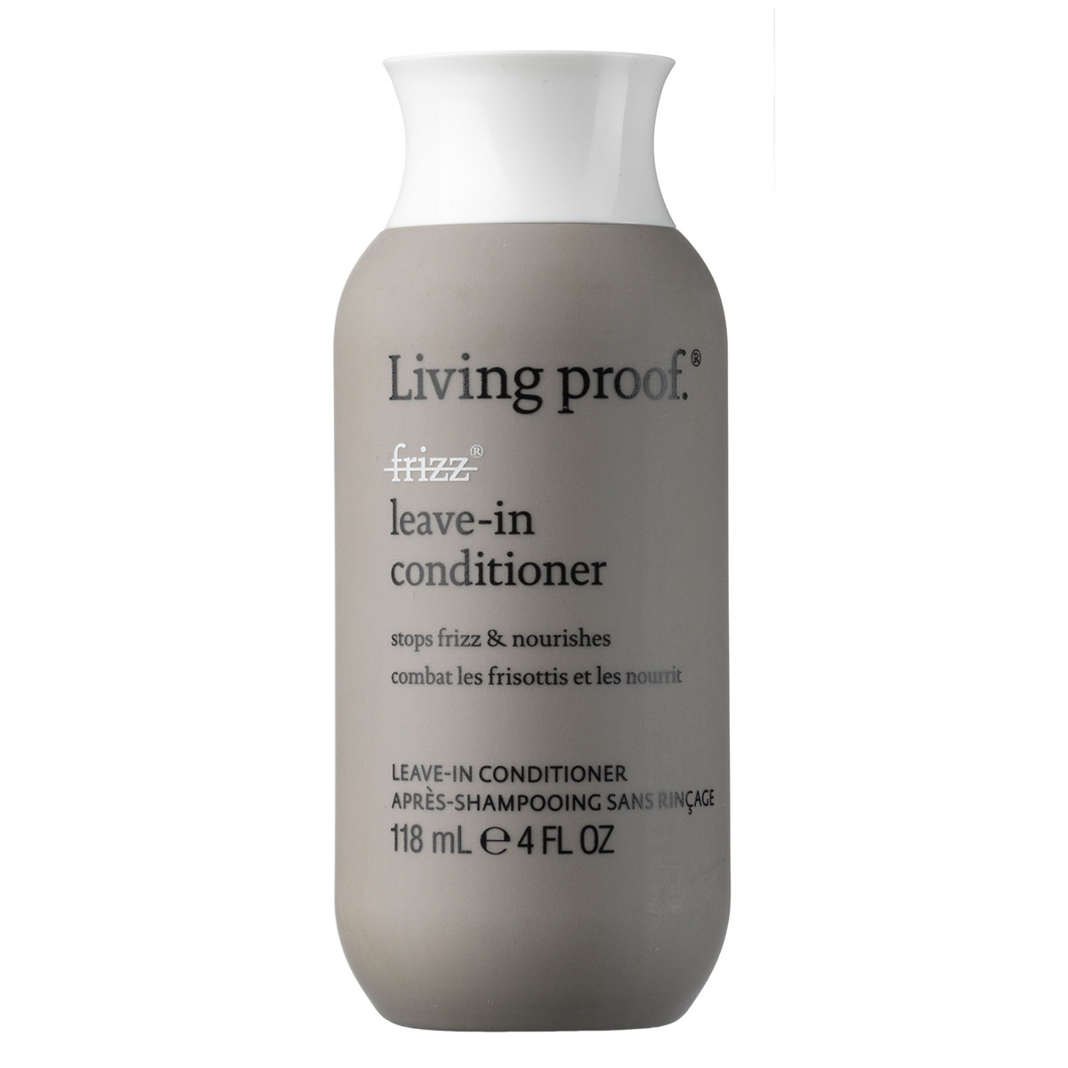 Image of   Living Proof No Frizz Leave-In Conditioner - 118 ml